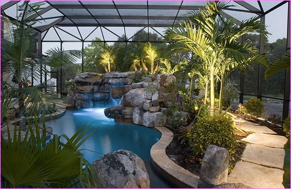 Florida Backyard Landscaping Design Ideas