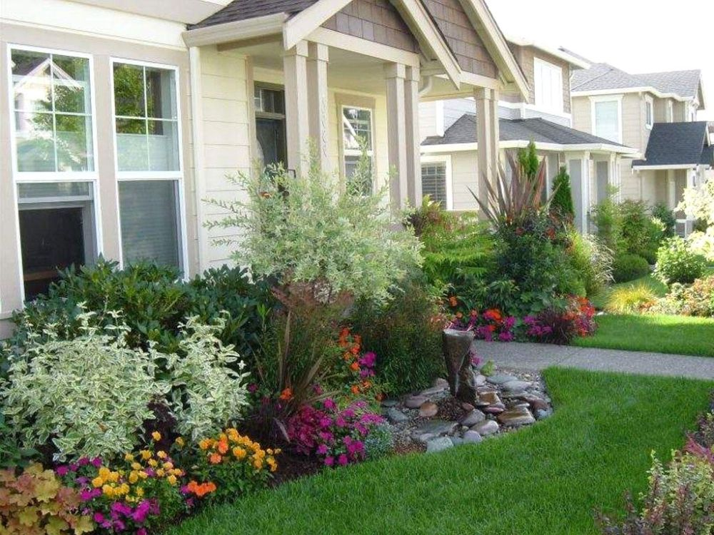 Florida Landscaping Ideas For Side Yard