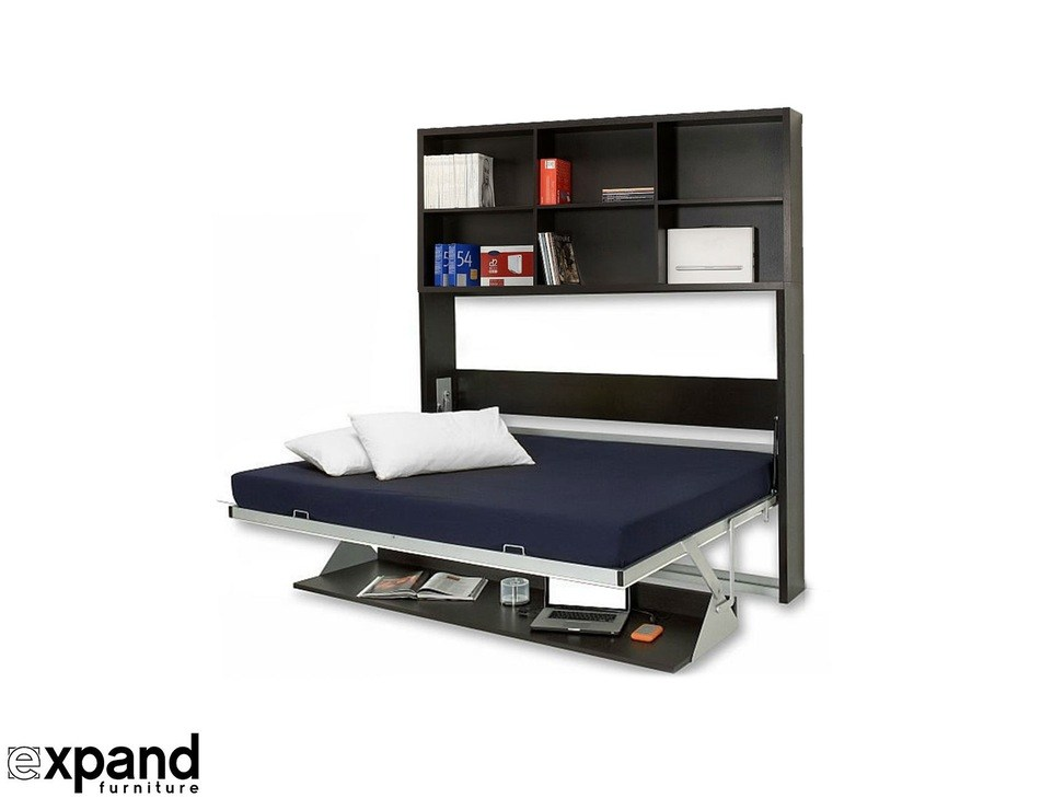 Fold Up Wall Bed Frame