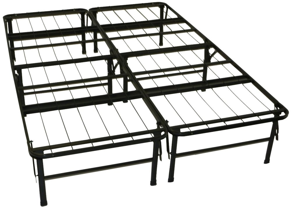 Folding Bed Frame Full