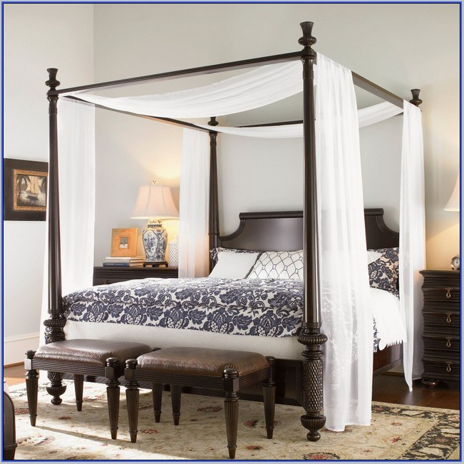 Four Post Bed Frame Plans