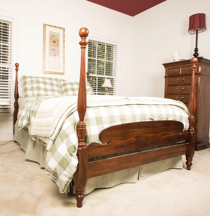Four Poster Bed Frame Full