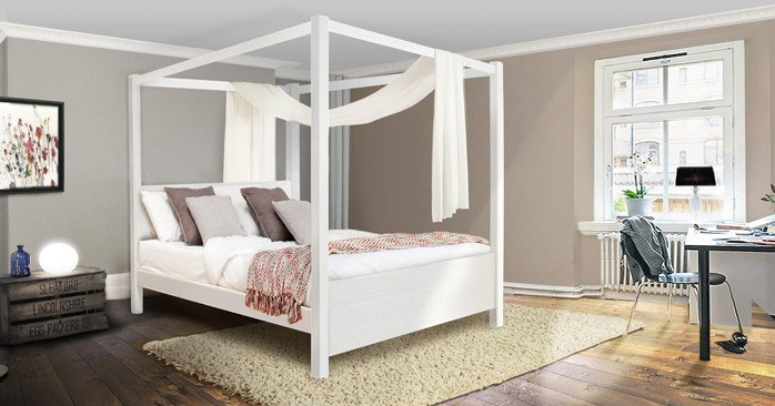 Four Poster Bed Frame King Size
