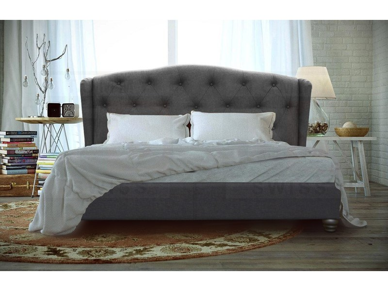 French Bed Frame King Size
