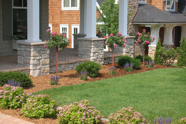 Front Landscaping Ideas Pinterest