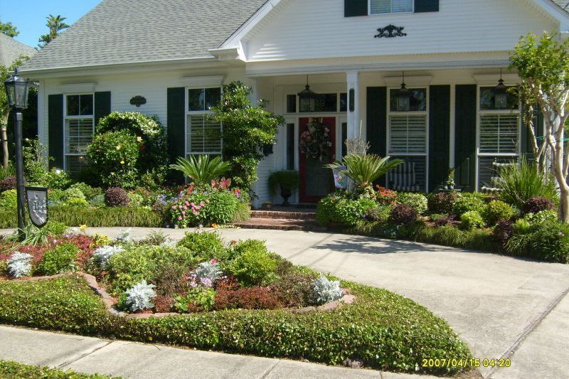 Front Of House Landscape Ideas