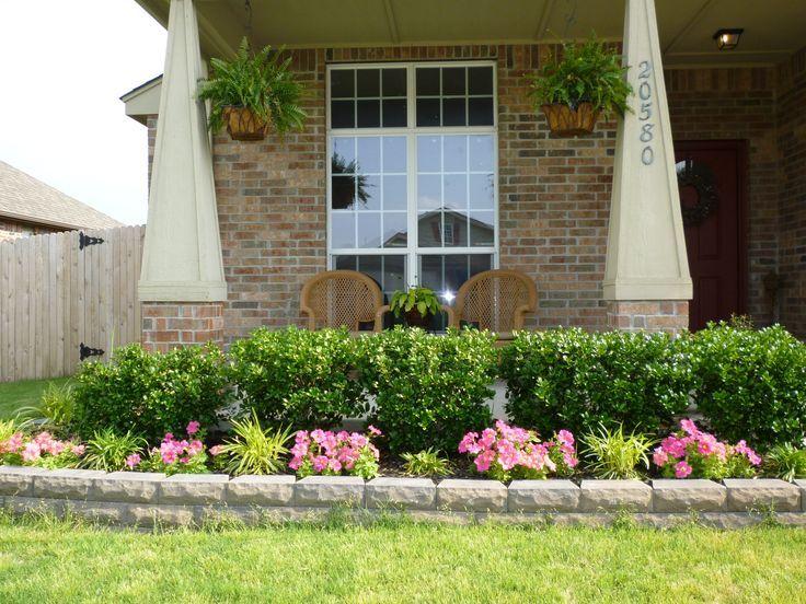 Front Porch Gardening Ideas