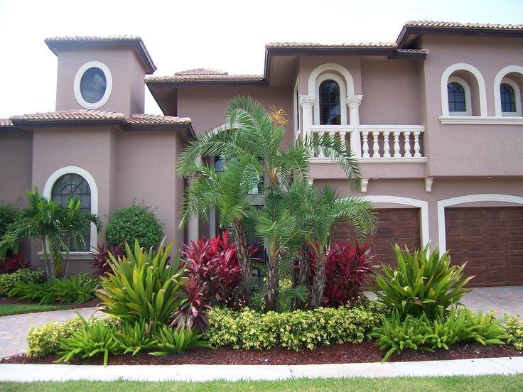 Front Yard Landscape Ideas For Florida