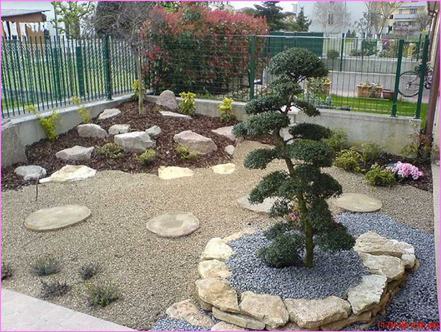 Front Yard Landscape Ideas Without Grass