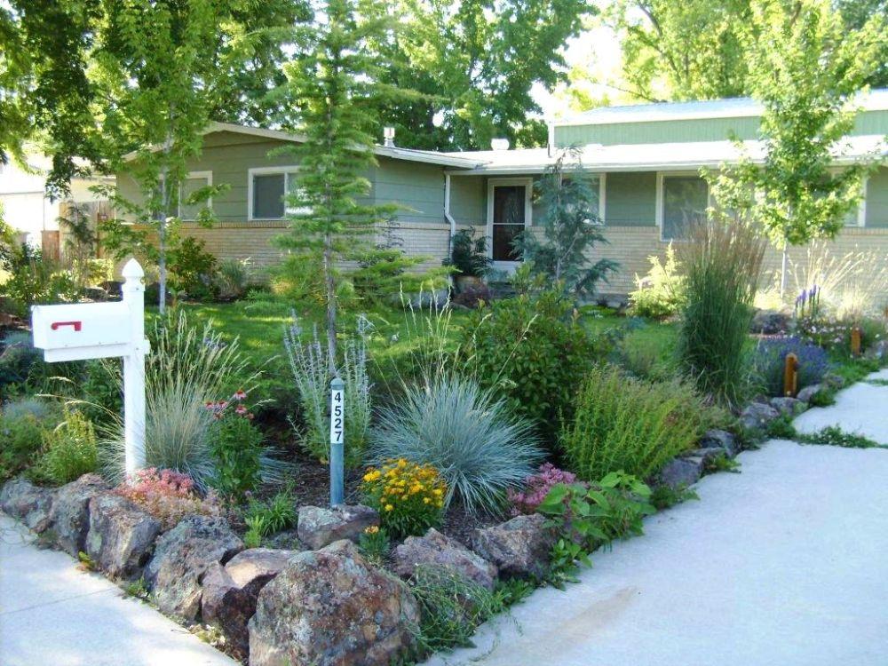 Front Yard Landscaping Ideas Colorado