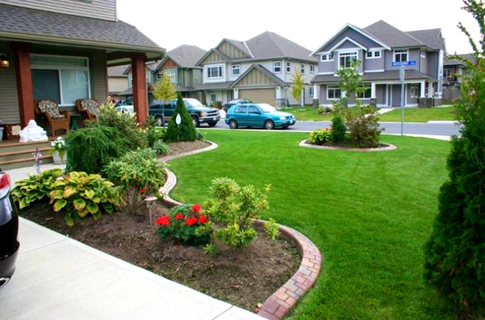 Front Yard Landscaping Ideas Pictures Florida