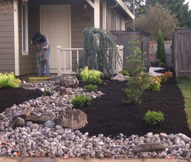 Front Yard Landscaping Ideas Without Grass