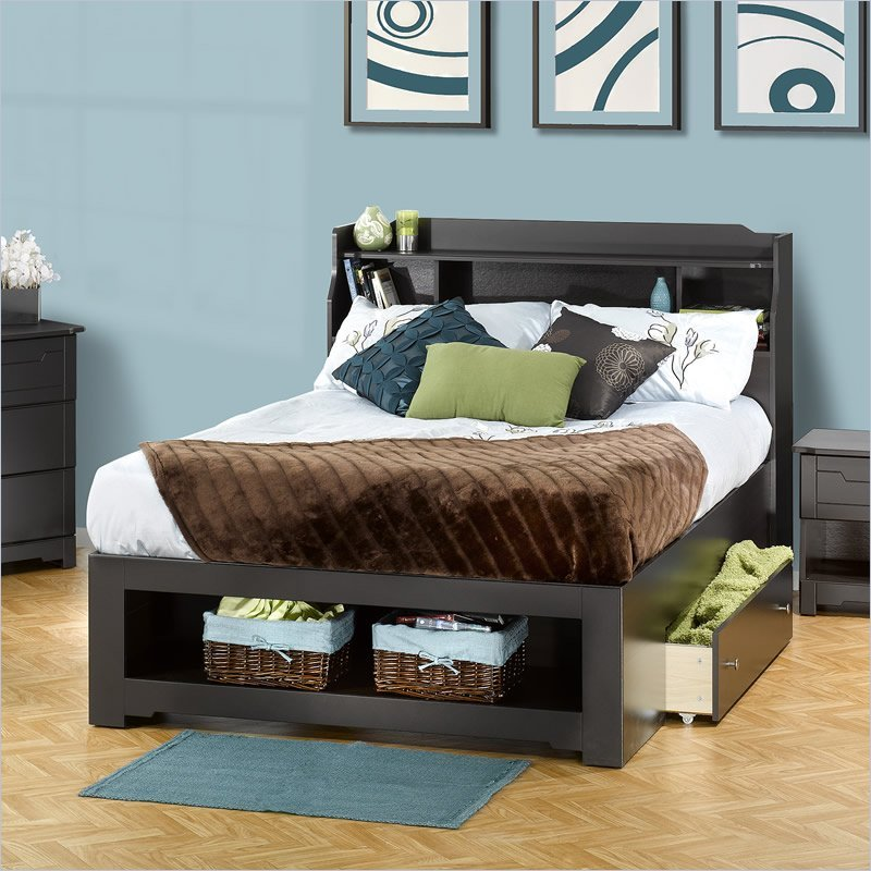 Full Bed Frames With Storage