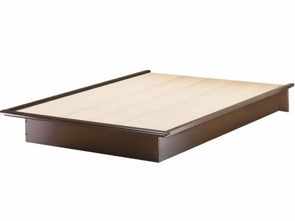 Full Platform Bed Frame Plans
