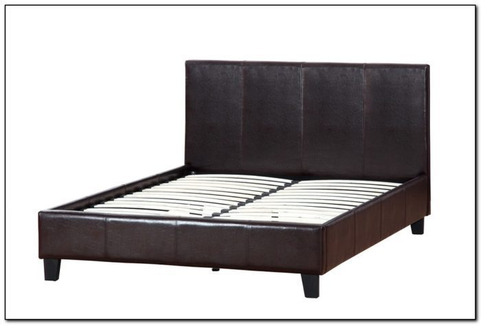 Full Platform Bed Frame Walmart