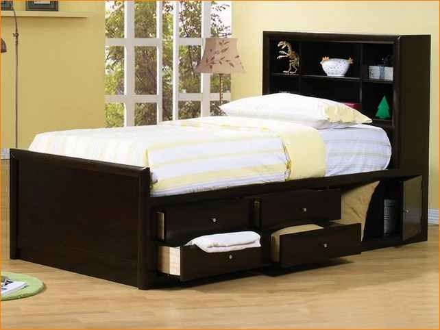 Full Size Bed Frame And Mattress Set