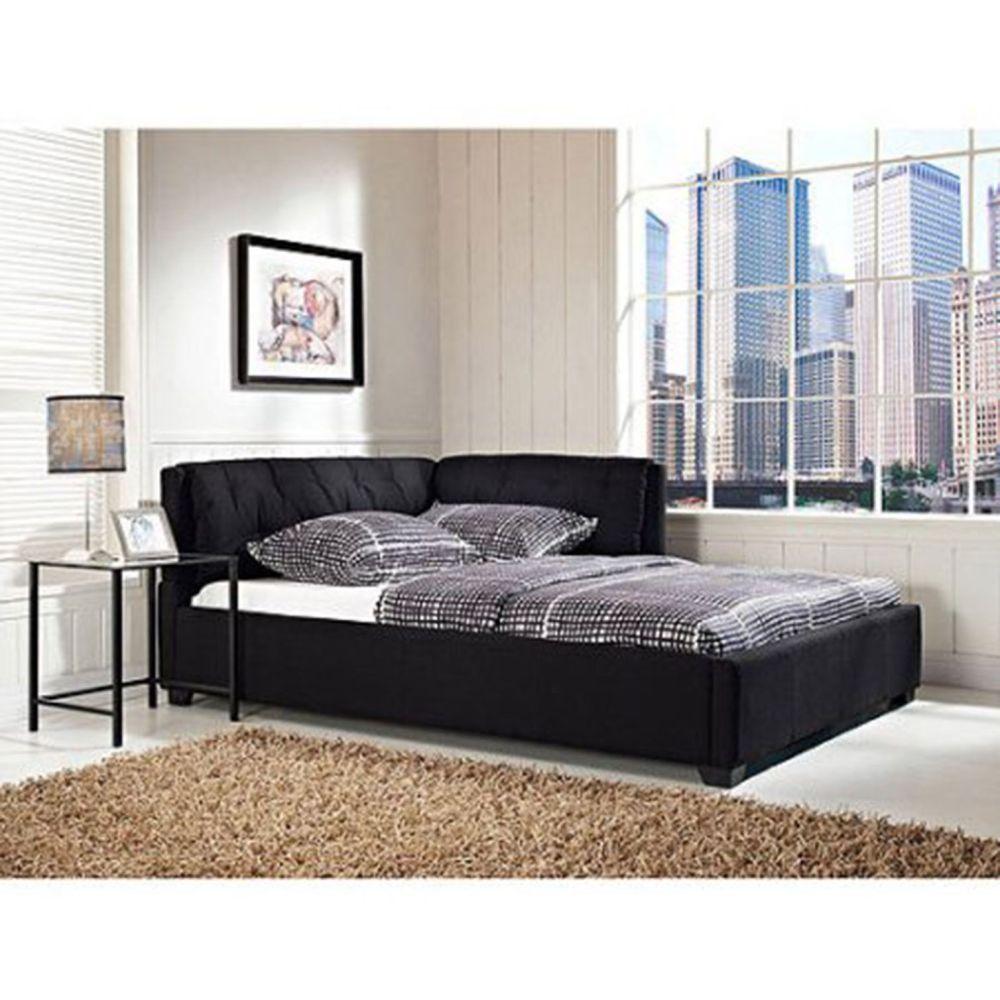 Full Size Corner Bed Frame