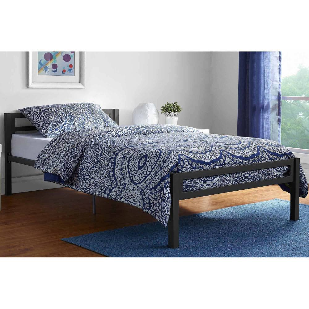 Full Size Metal Bed Frame Walmart