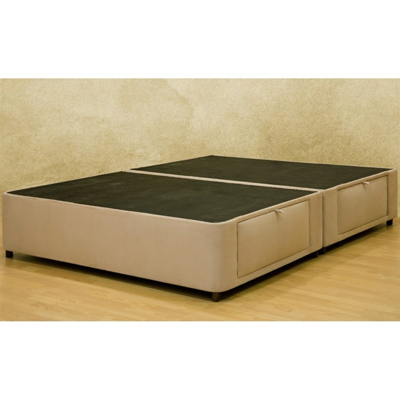 Full Size Platform Bed Frame Black