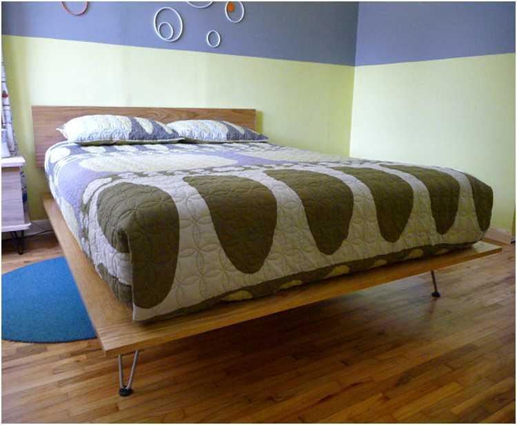 Full Size Platform Bed Frame Walmart