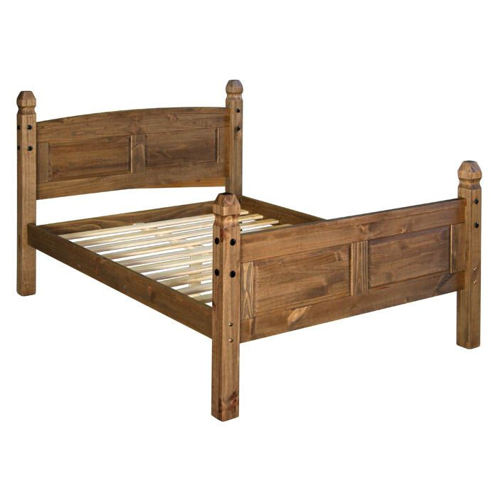 Full Size Wooden Bed Frame