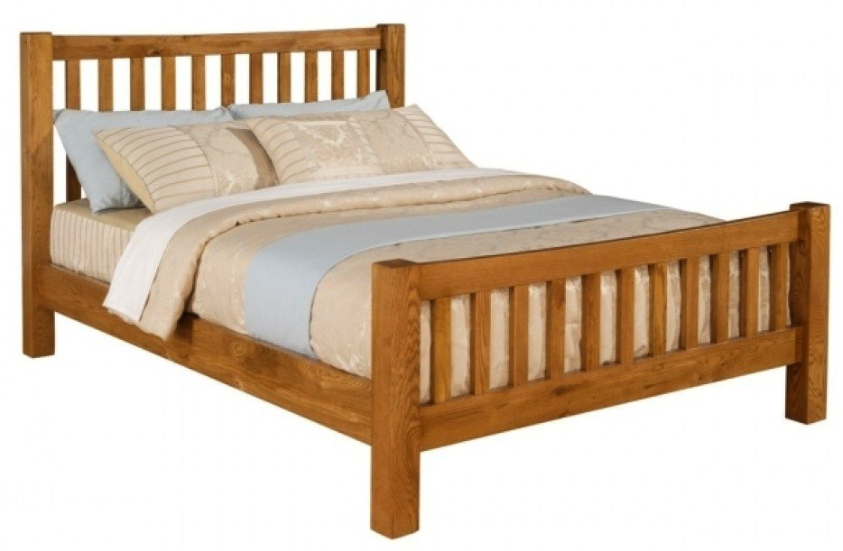 Full Xl Bed Frame Wood
