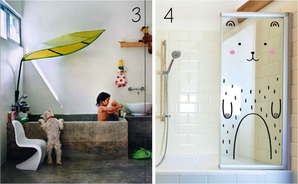 Fun Bathroom Design Ideas