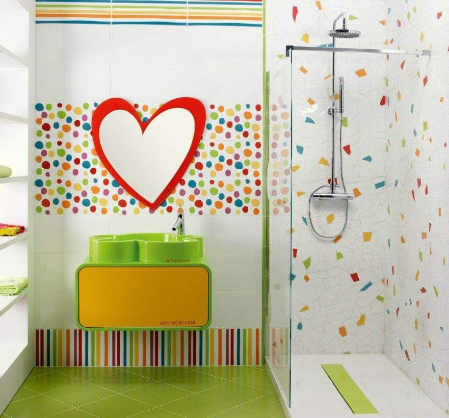 Fun Bathroom Paint Ideas