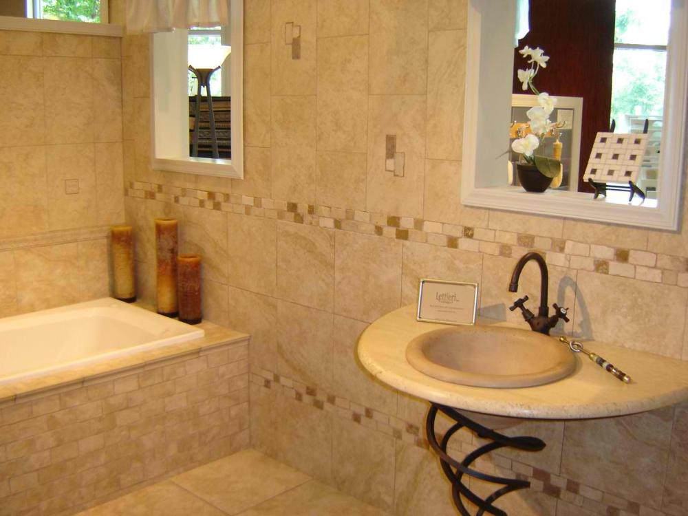Fun Bathroom Tile Ideas