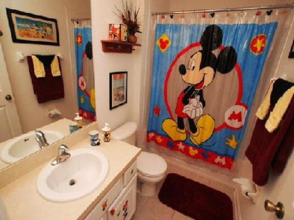 Fun Kid Bathroom Ideas