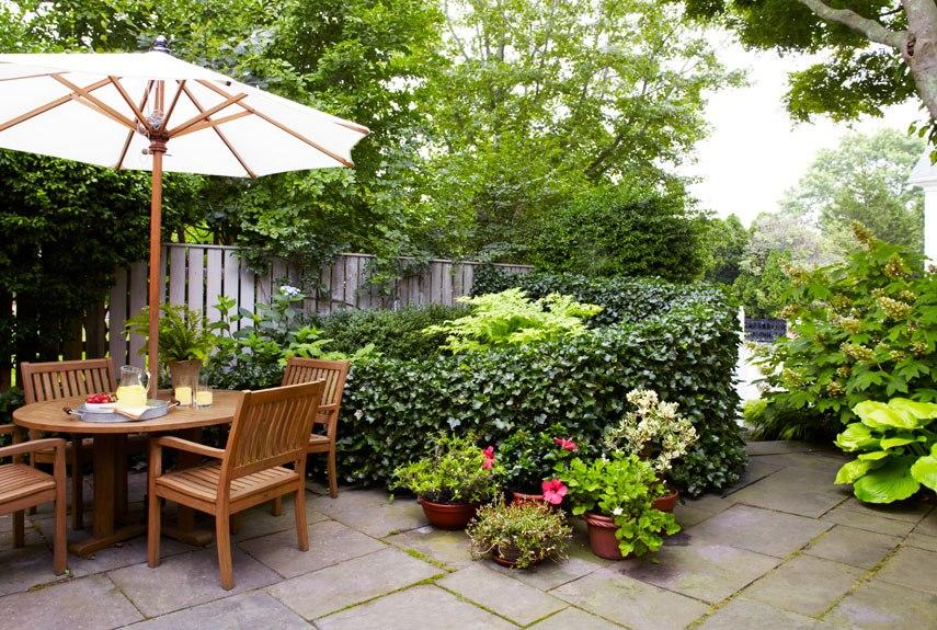 Garden Landscape Ideas For Small Gardens