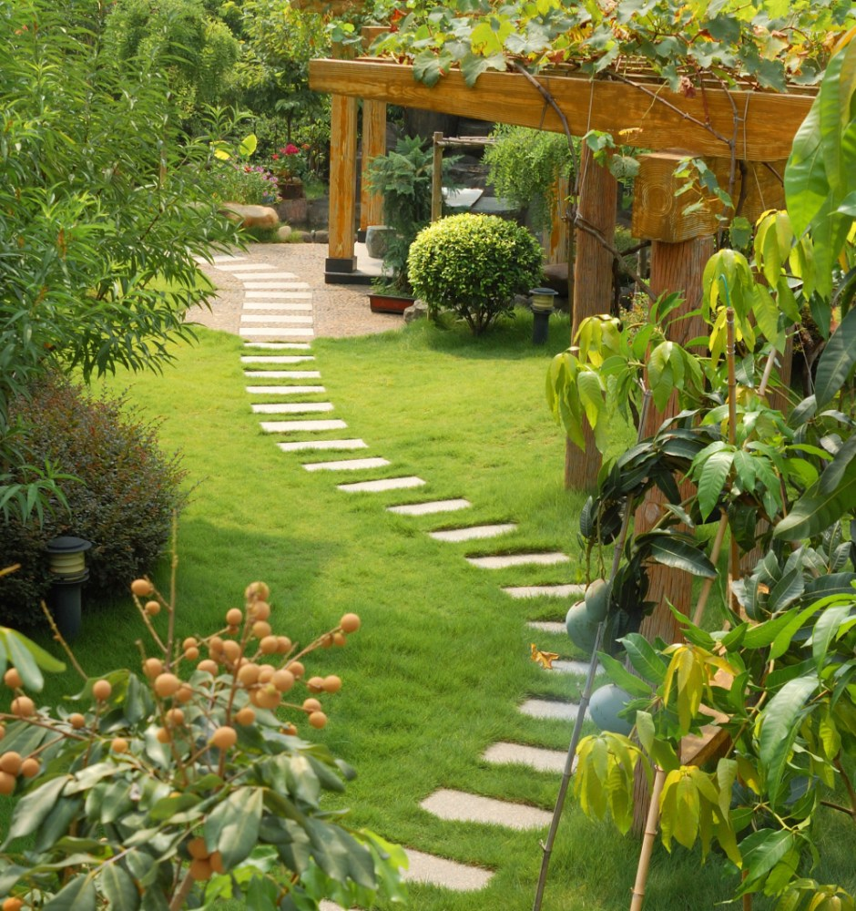 Garden Landscape Ideas Pictures