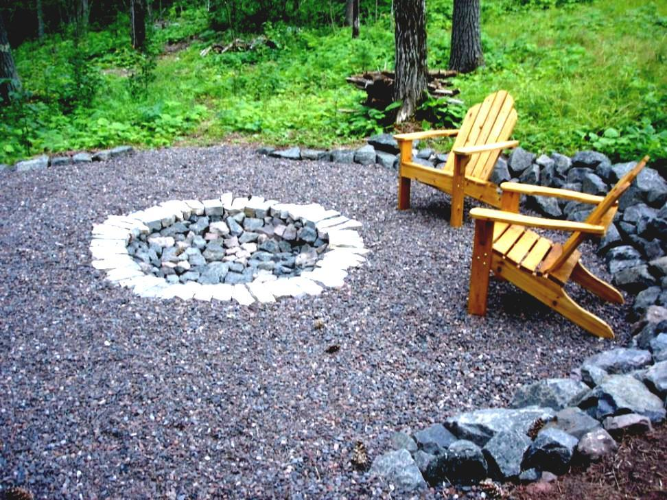 Gas Fire Pit Landscaping Ideas