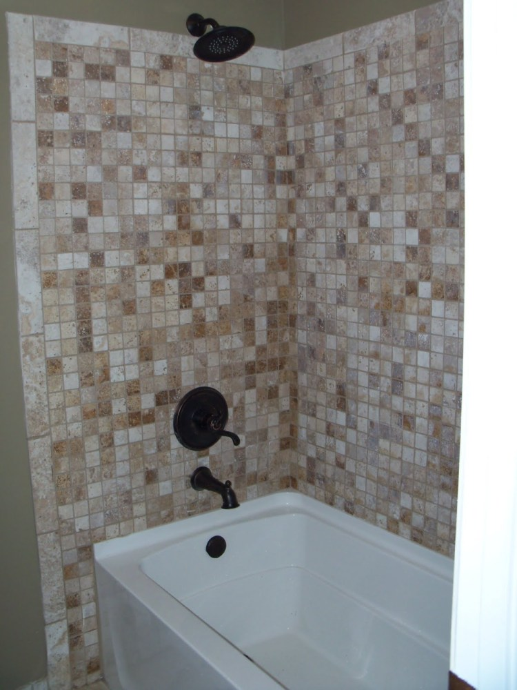 Glass Bath Tile Ideas