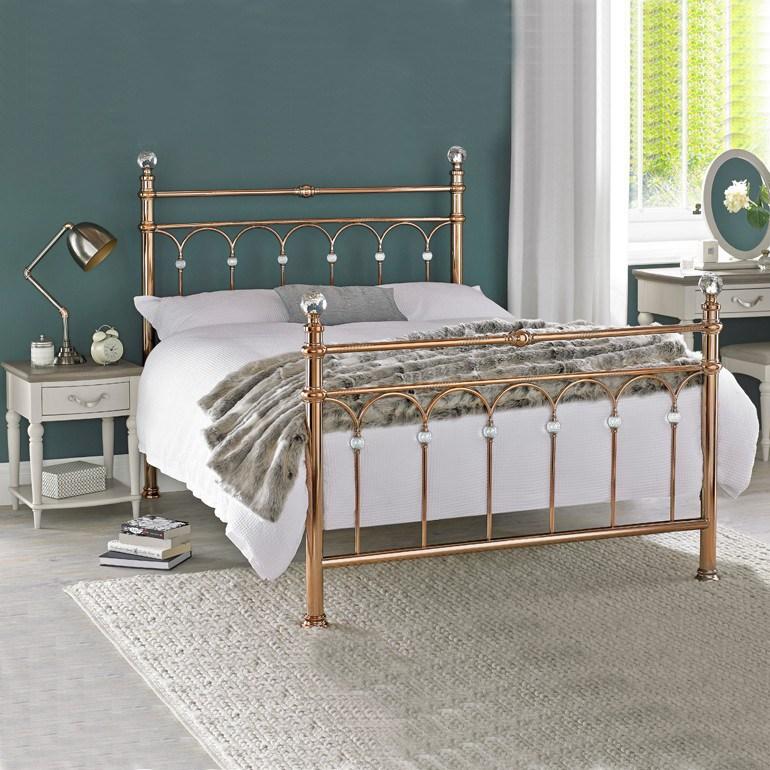 Gold Bed Frame Uk
