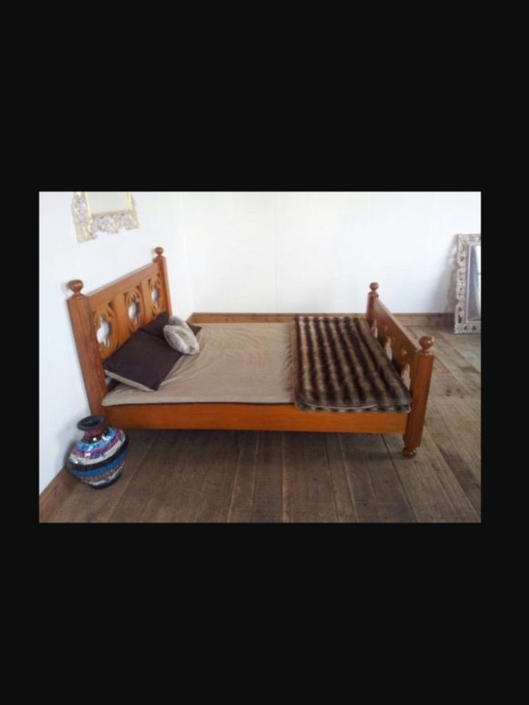 Gothic Bed For Sale