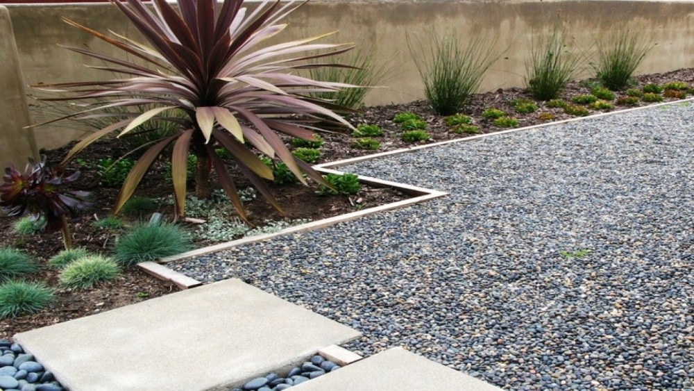 Gravel Front Yard Landscaping Ideas
