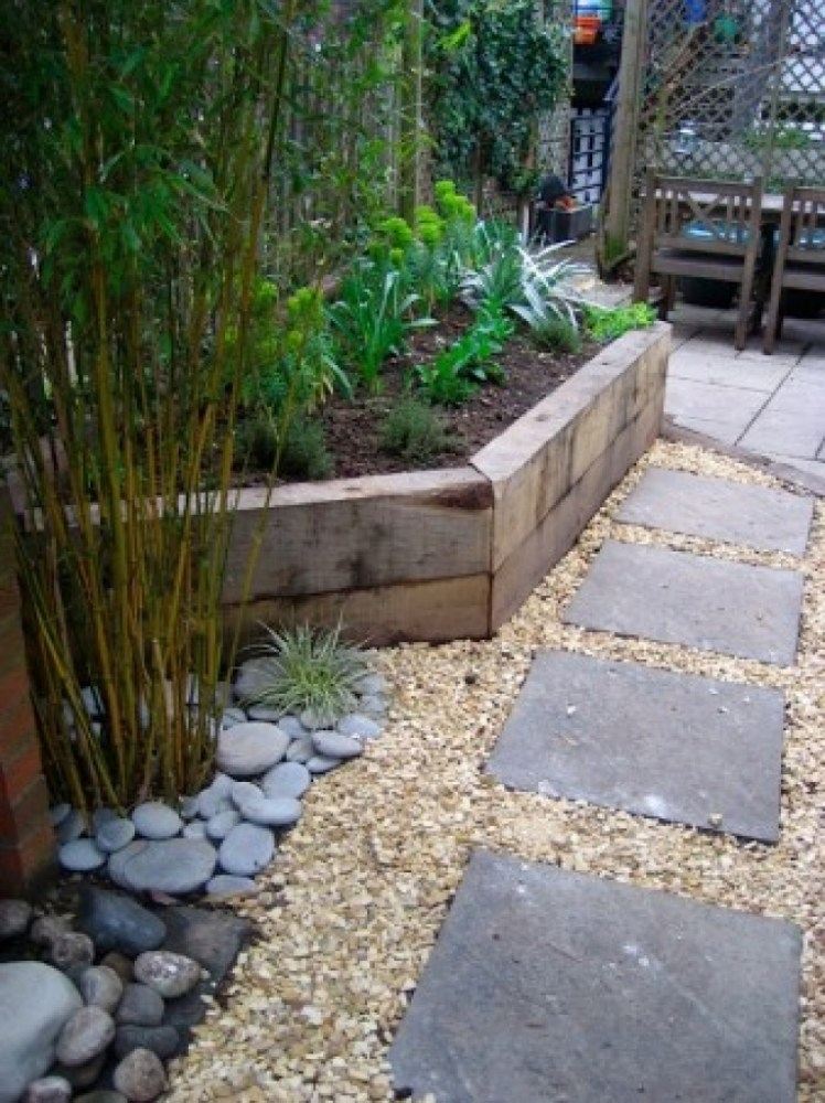 Gravel Garden Designs Ideas
