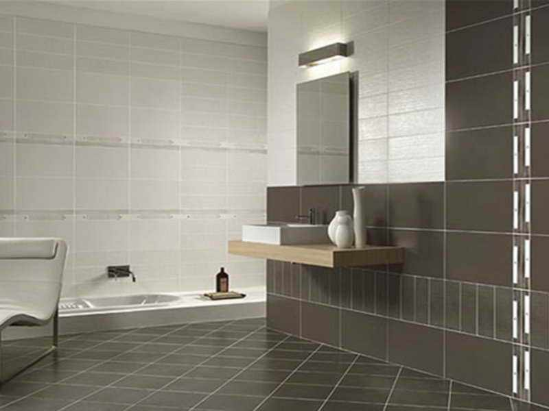 Gray Bathroom Images
