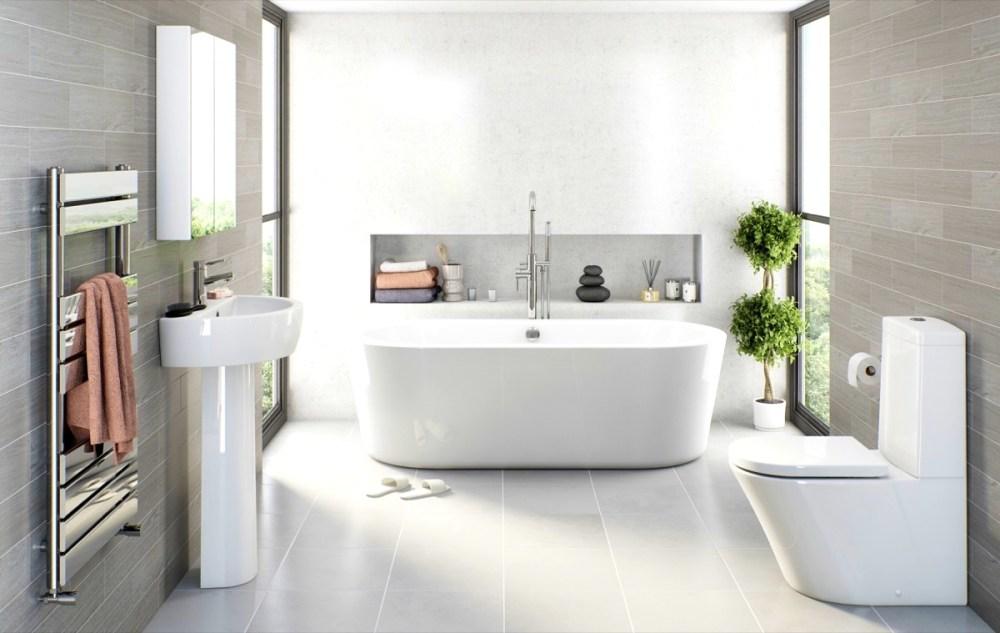 Grey Bathroom Ideas Pinterest