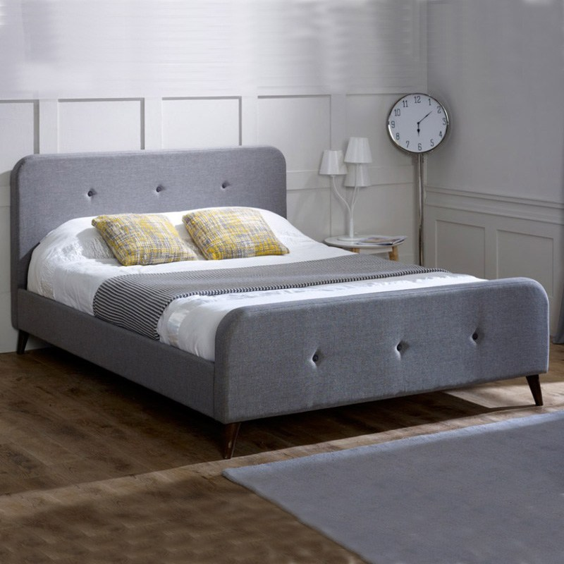 Grey Bed Frames Uk