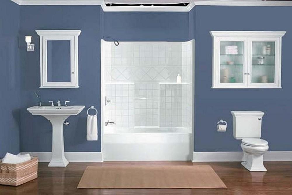 Half Bathroom Color Scheme Ideas