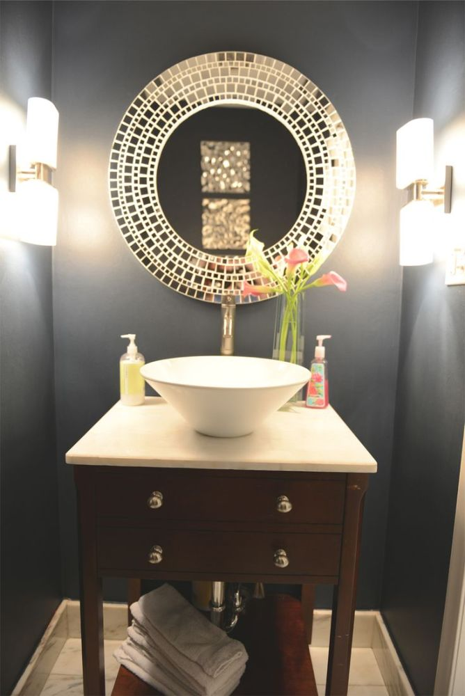 Half Bathroom Decor Ideas