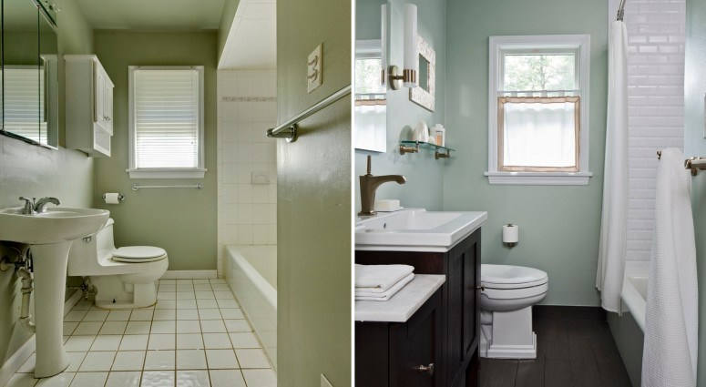 Half Bathroom Ideas On A Budget