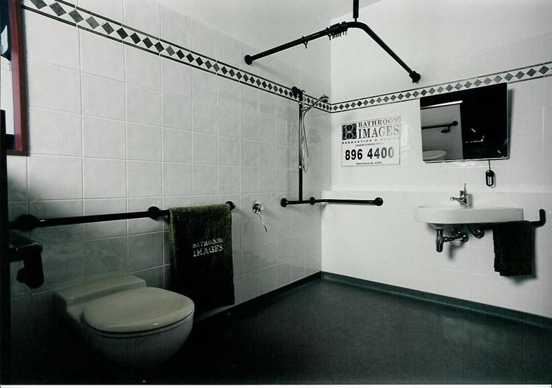 Handicap Bathroom Images
