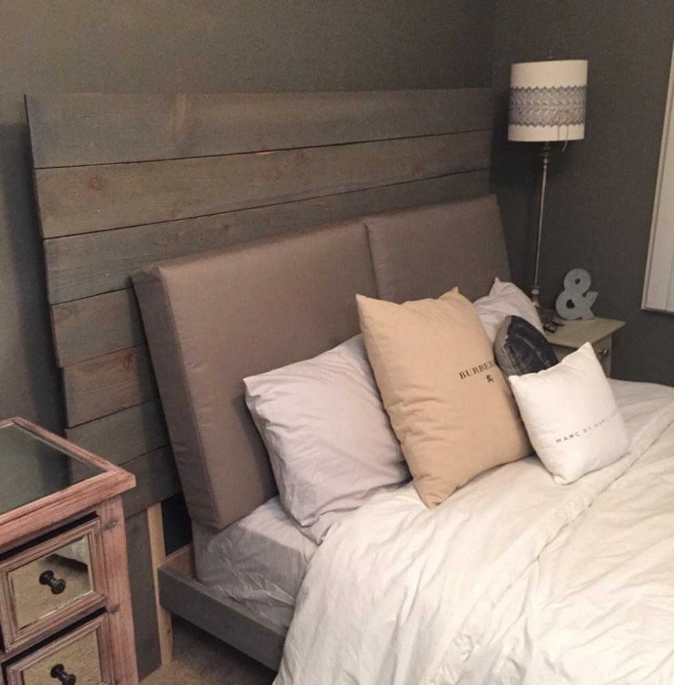 Hanging Platform Bed Frame