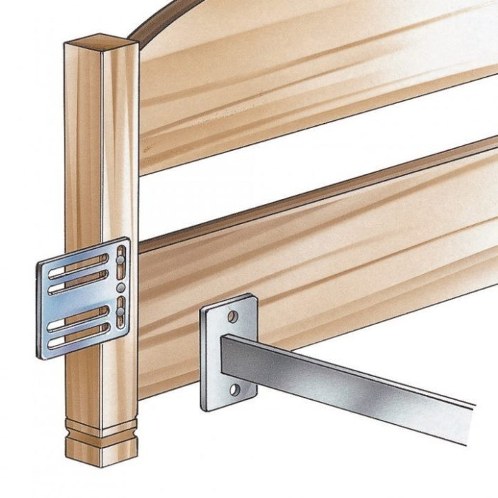 Headboard Bed Frame Adapter