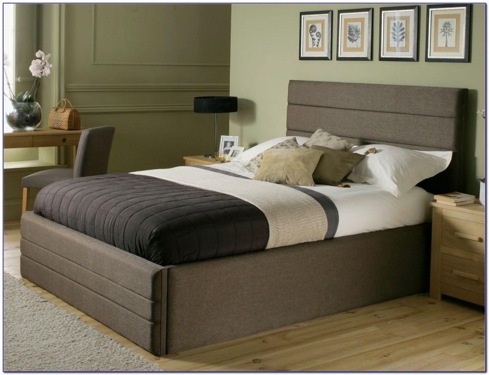Headboard Bed Frame King