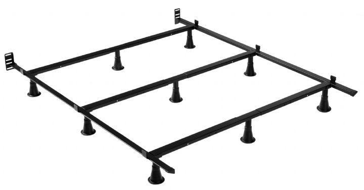 Heavy Duty 9 Leg Queen Bed Frame