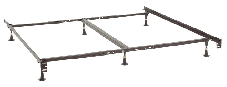 Heavy Duty Bed Frame California King